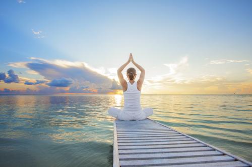 Voici 5 postures de yoga pour les Pitta